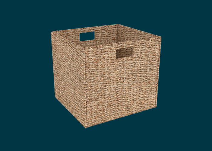 Clever Cube Natural Insert Sea Grass