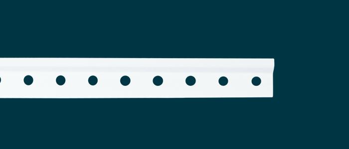 Flexi Storage White Hang Isolated