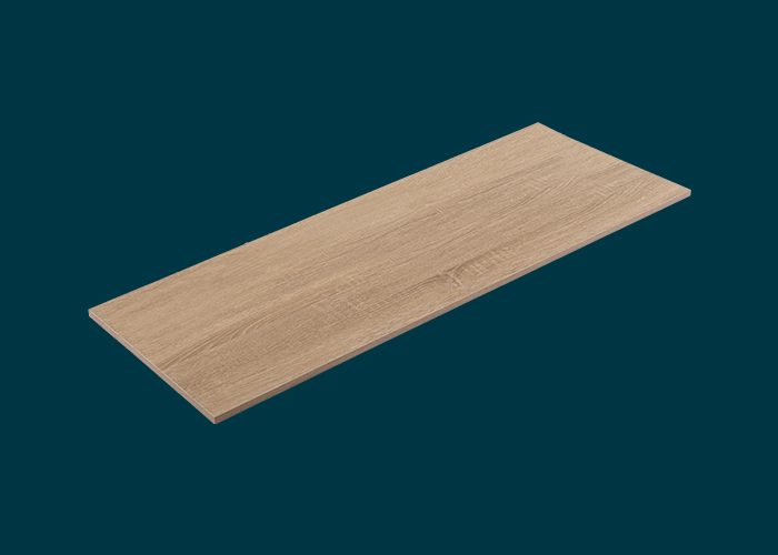 Home Solutions Timber Shelf Oak 1200x400x16mm
