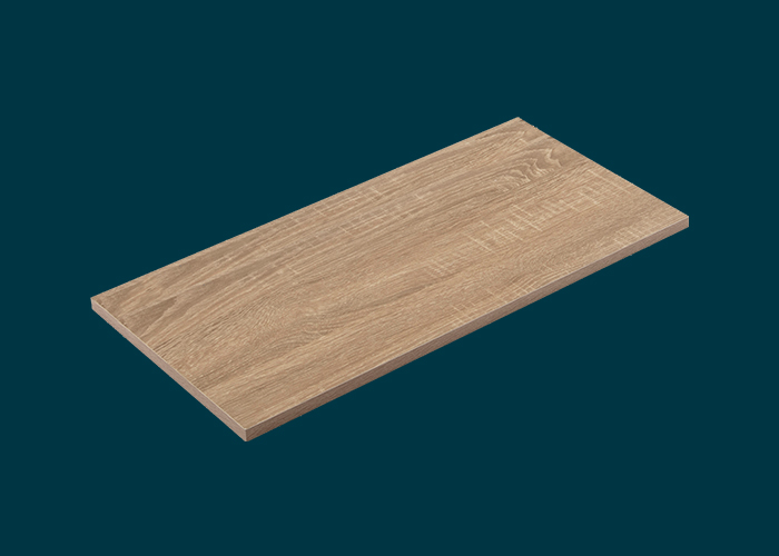 Home Solutions Timber Shelf Oak 600x300x16mm