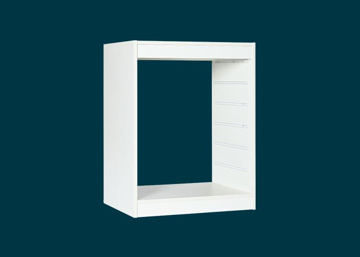 Home Solutions 6 Runner Timber Frame White